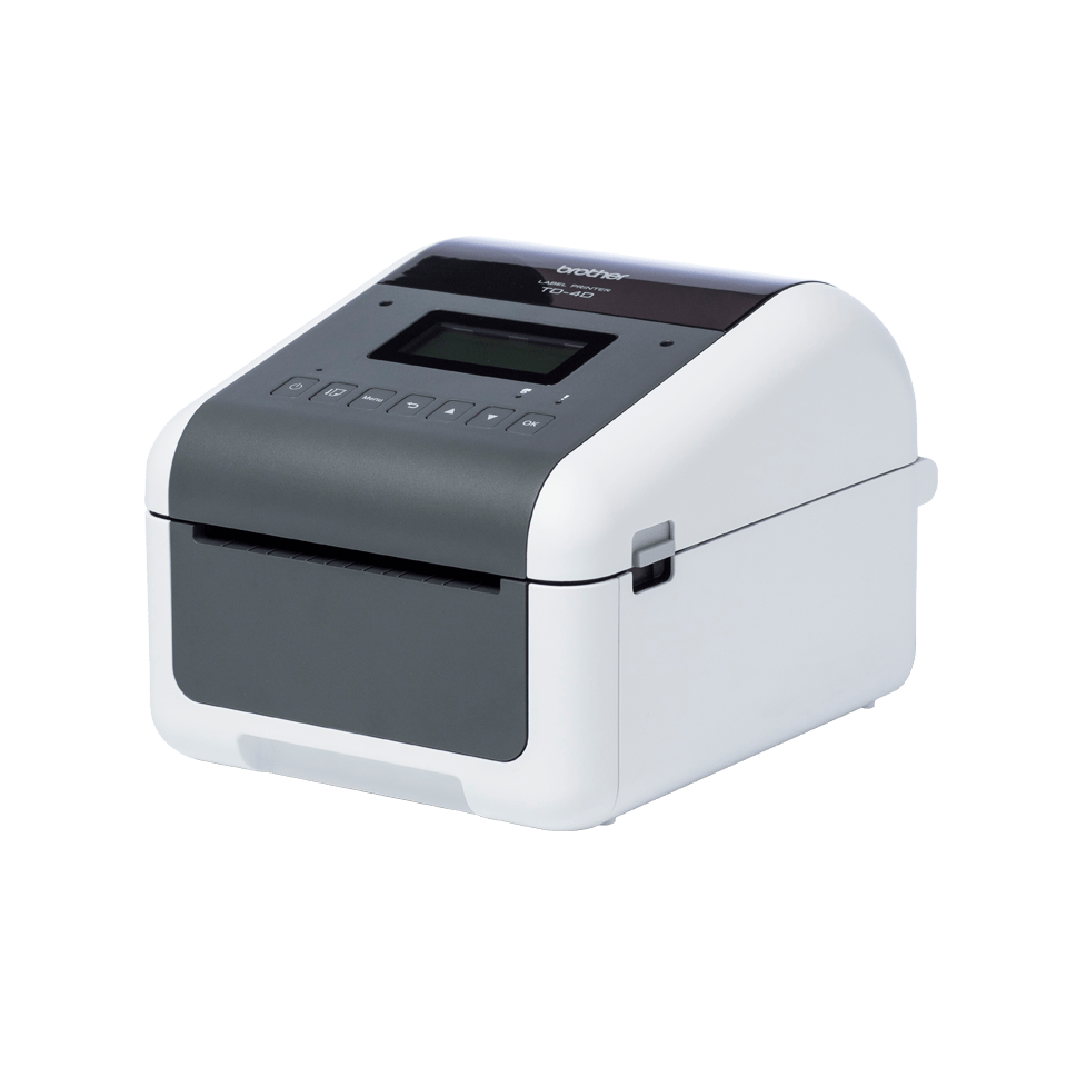 TD-4550DNWB Professional Bluetooth, Wireless Desktop Label Printer 2