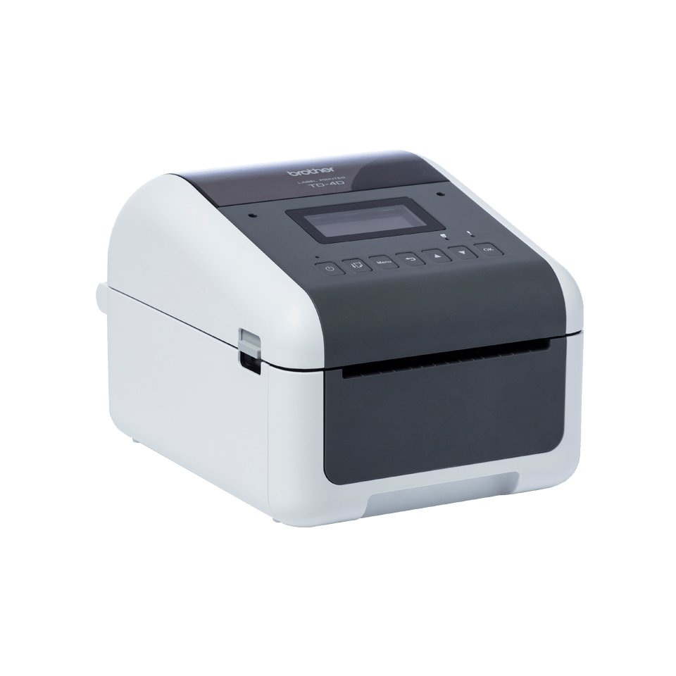 TD-4550DNWB Professional Bluetooth, Wireless Desktop Label Printer 3