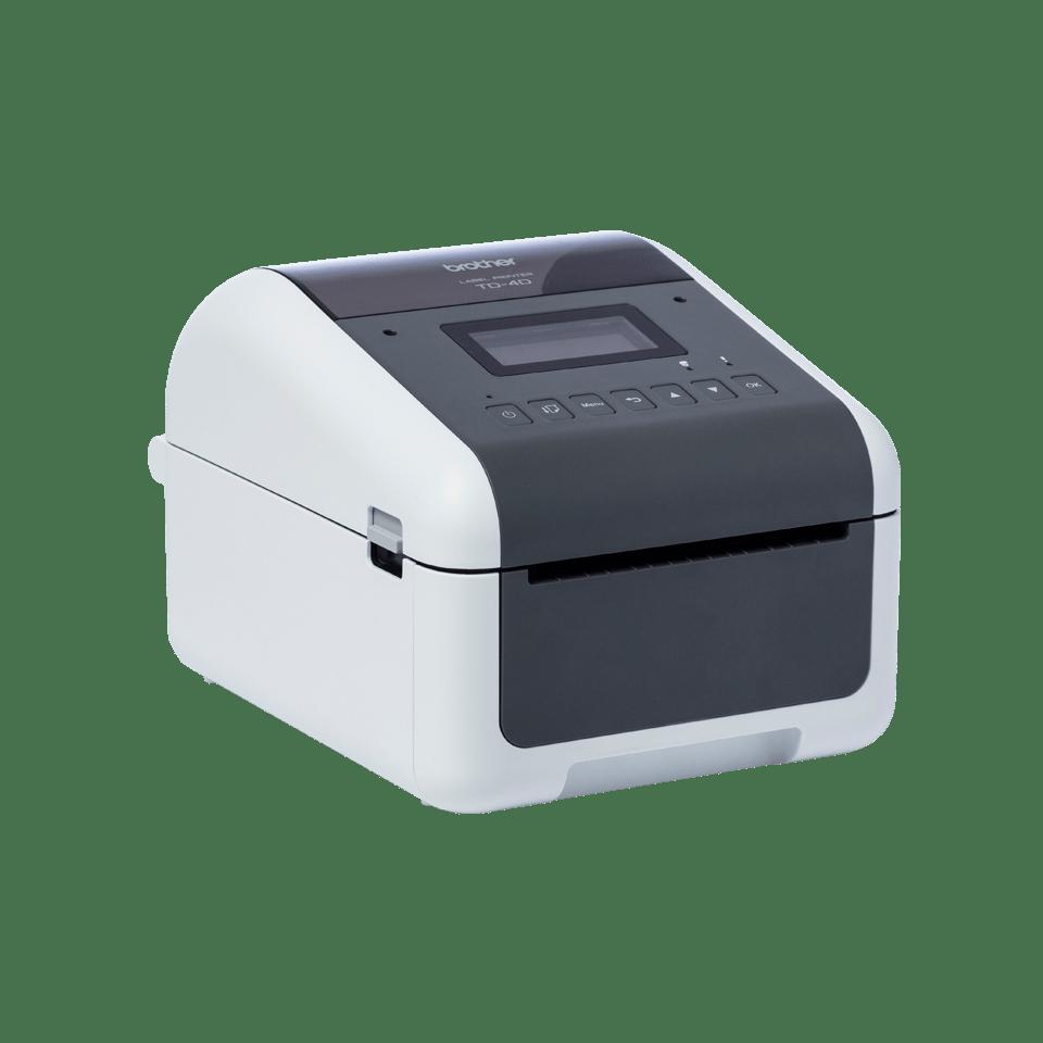 Brother TD-4550DNWB Professional Bluetooth, Wireless Desktop Label Printer 3