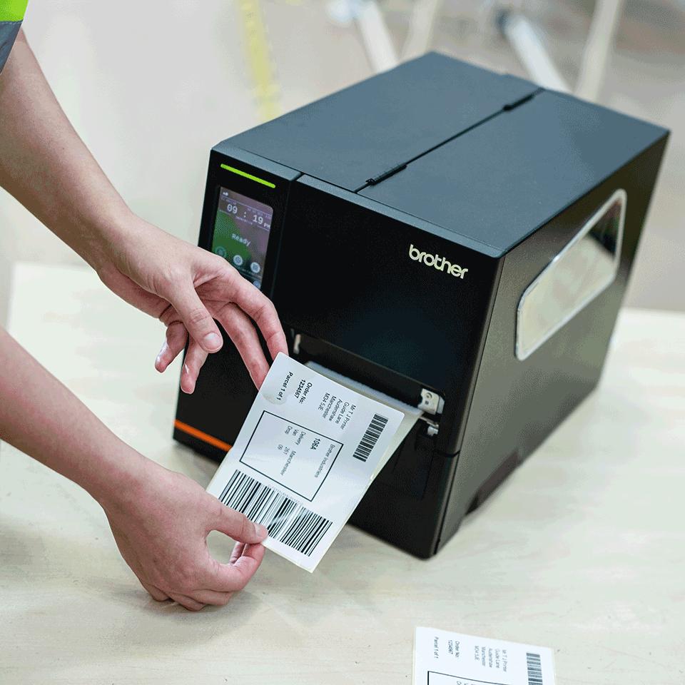 TJ-4020TN Industrial label printer 4