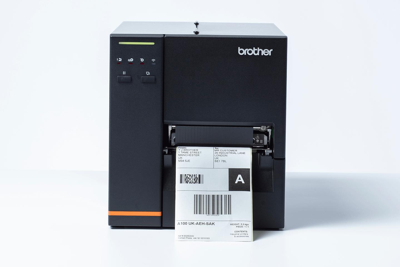 TJ-4020TN Industrial label printer 7