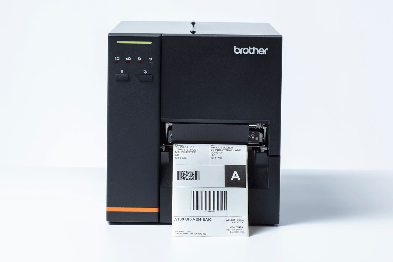 TJ-4120TN Industrial label printer 8