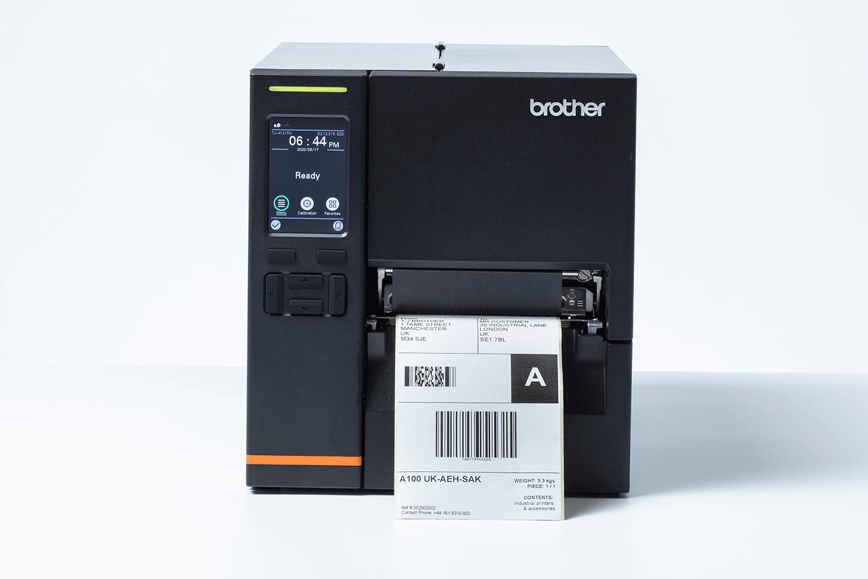 TJ-4121TN Industrial label printer 8