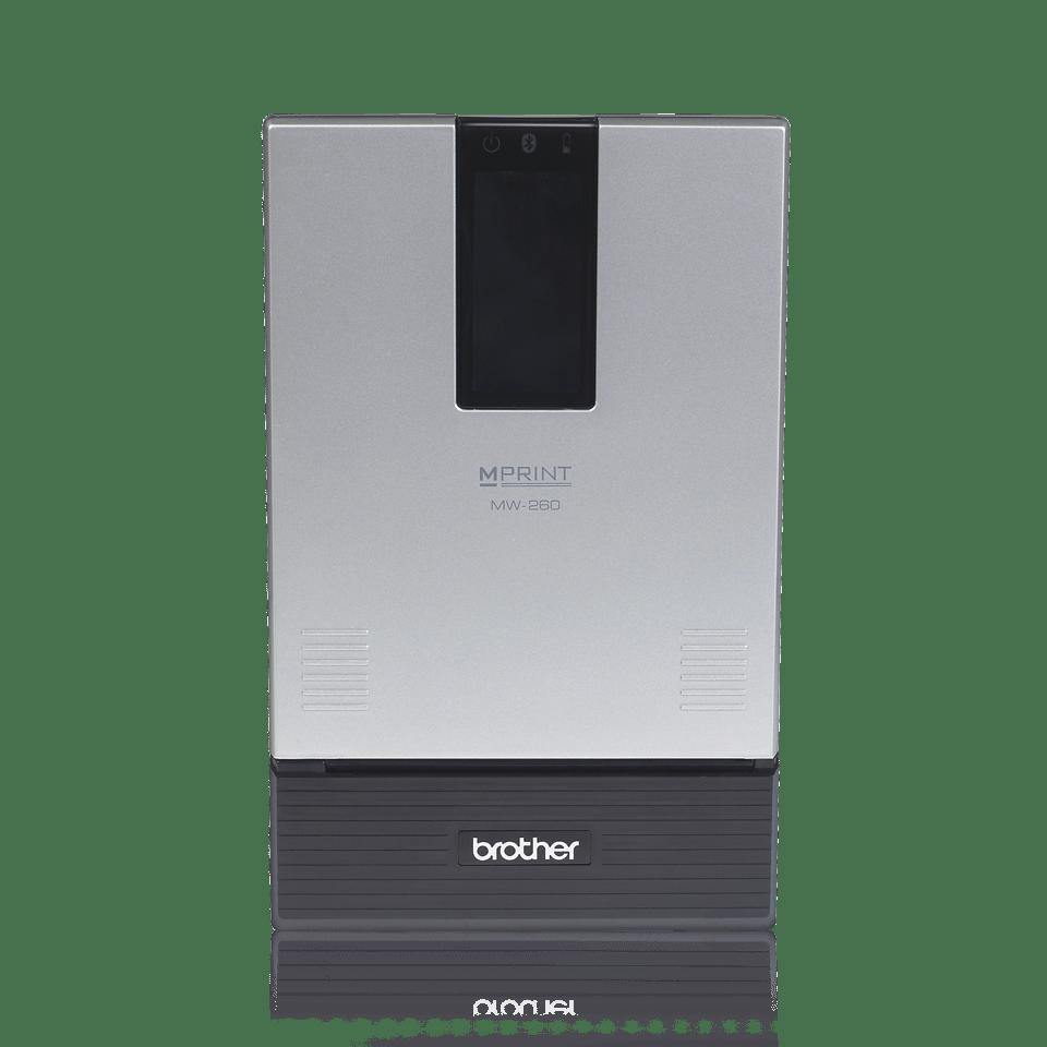 MW-260A A6 Mobile Printer 2