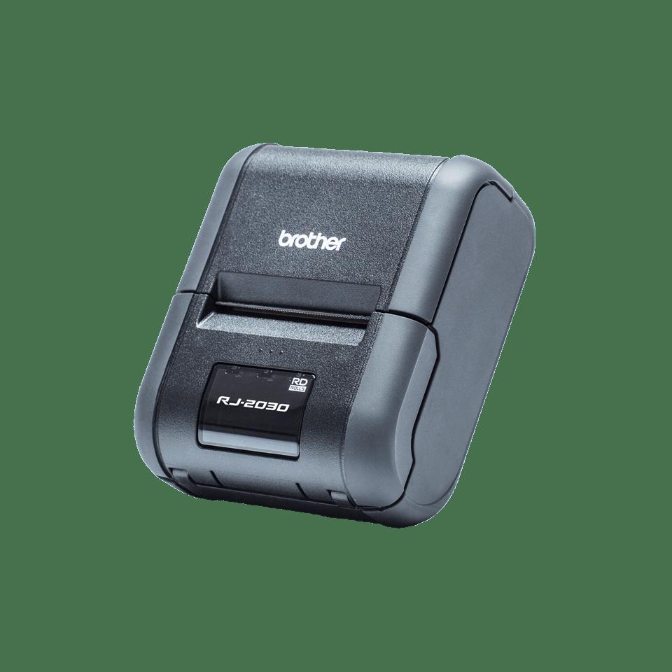 RJ-2030 Rugged Mobile Printer + LCD 2