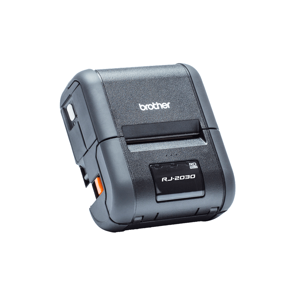 RJ-2030 Rugged Mobile Printer + LCD 3