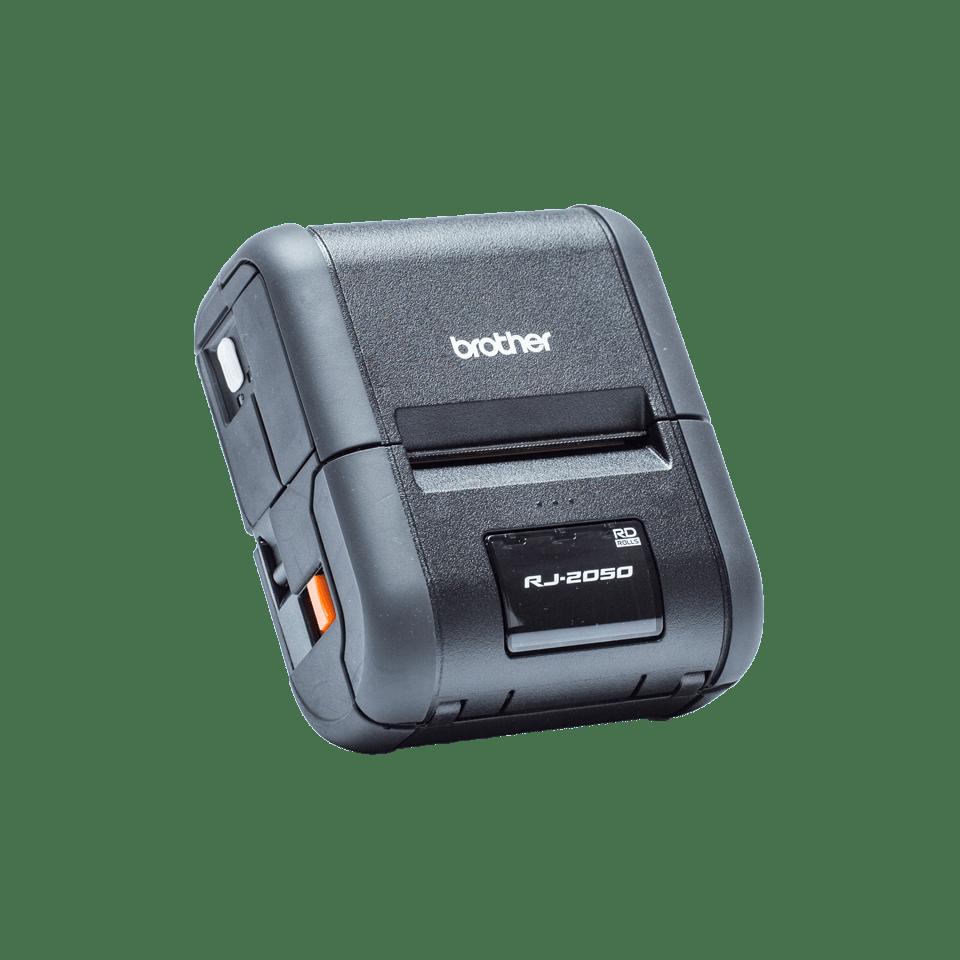 RJ-2050 Rugged Mobile Printer + WiFi 3