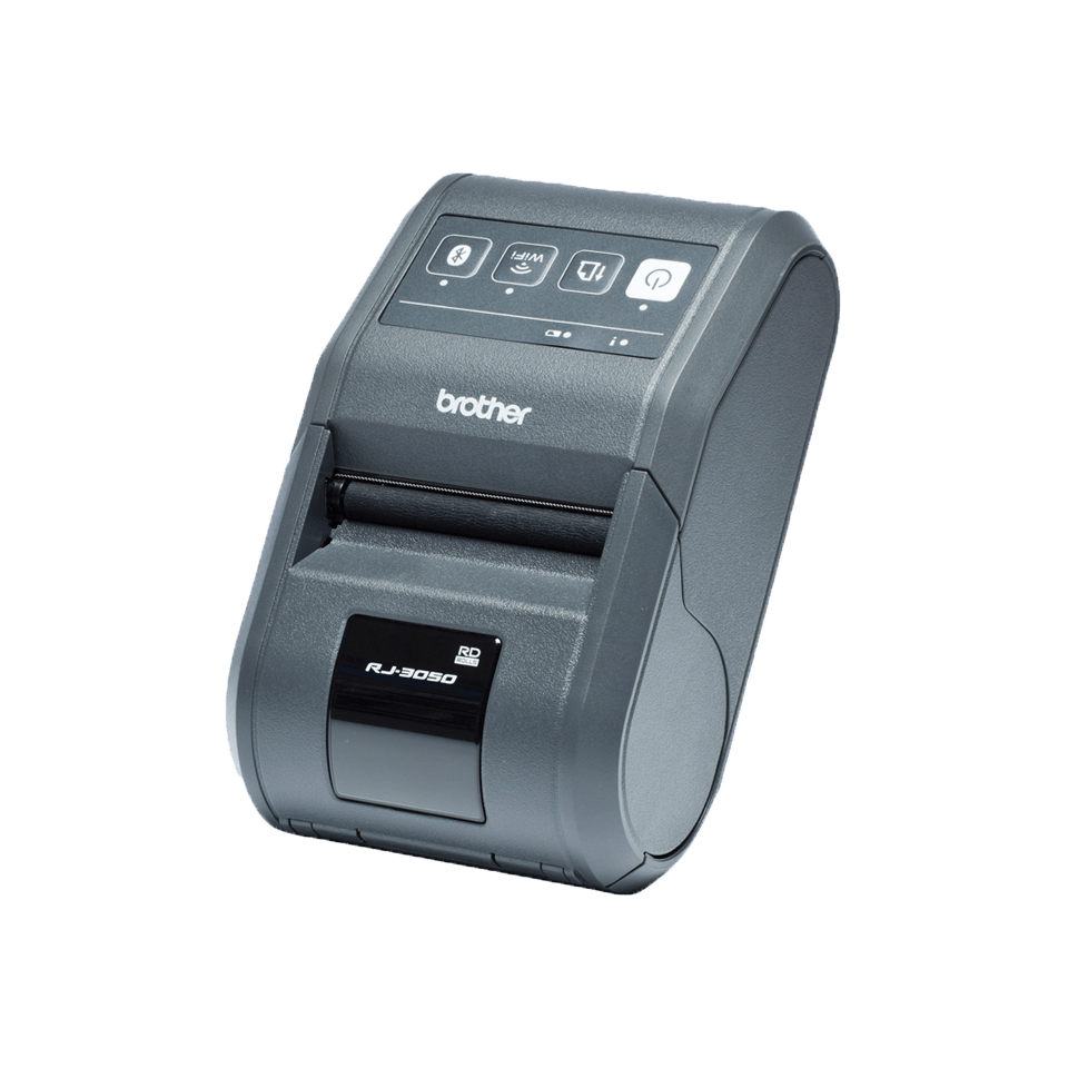 "RJ-3050 3"" Mobile Printer + Wireless"