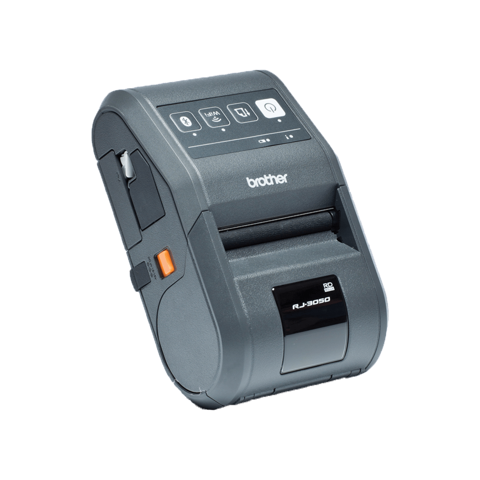 "RJ-3050 3"" Mobile Printer + Wireless 3"