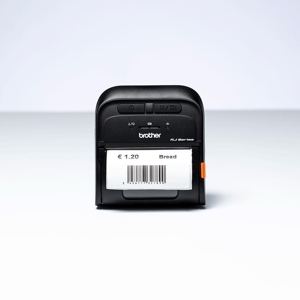 RJ-3055WB Mobile Label and Receipt Printer 5