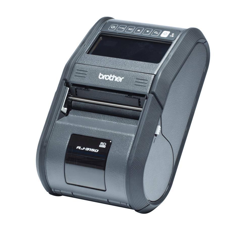 "RJ-3150 3"" Rugged Mobile Printer + Wireless 2"