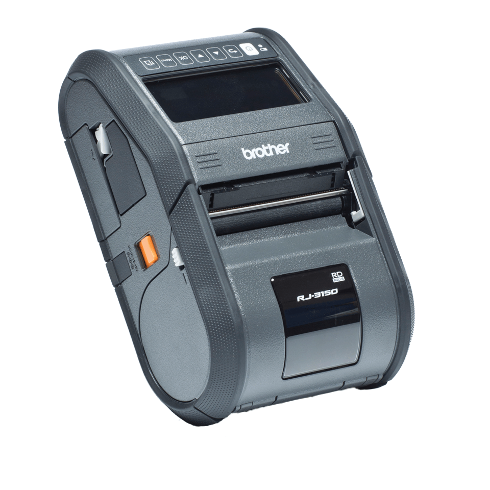 "RJ-3150 3"" Rugged Mobile Printer + Wireless 3"