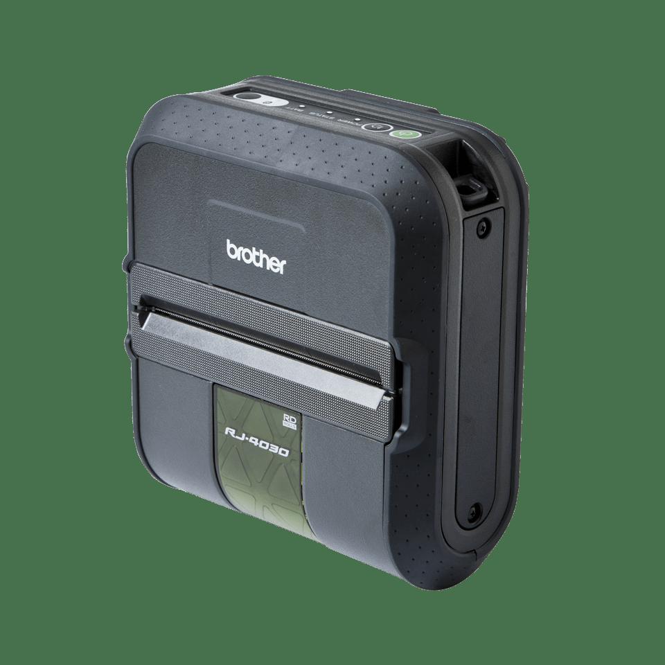 RJ-4030 Mobile Printer + Bluetooth  0