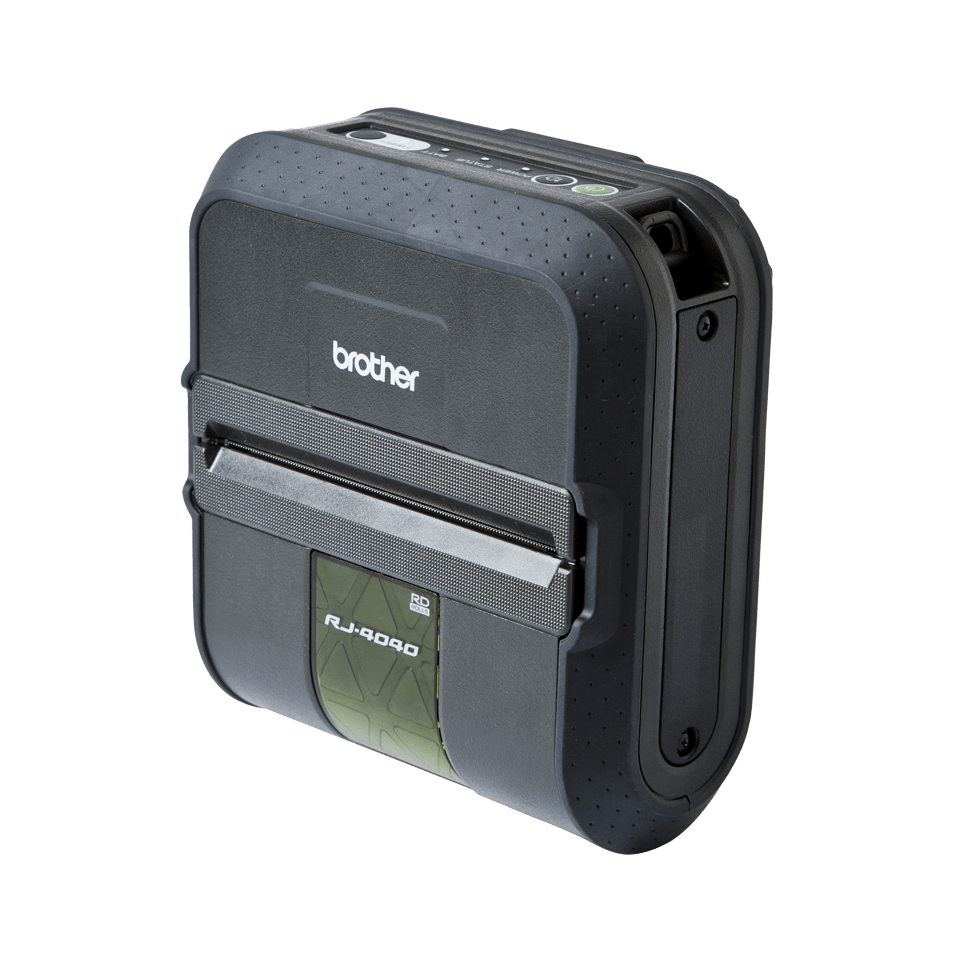 RJ-4040 Mobile Printer + Wireless
