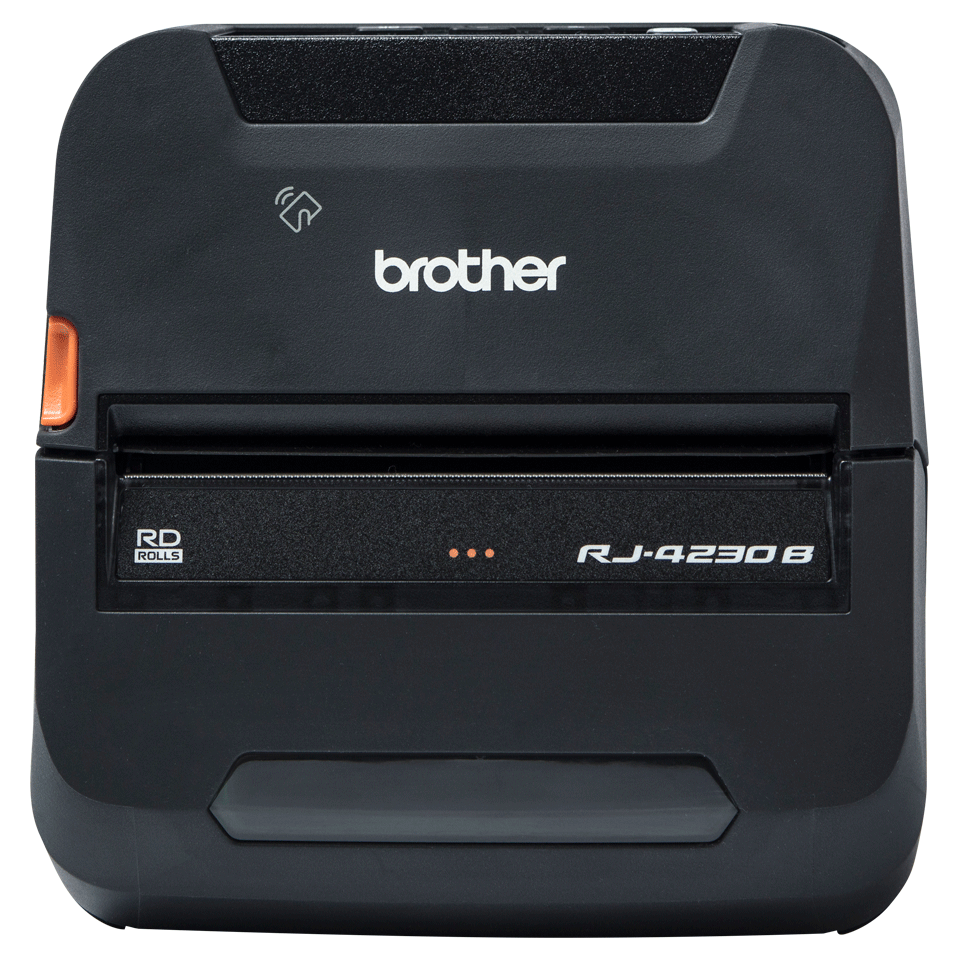 RJ-4230B 4 inch Mobile Printer 3