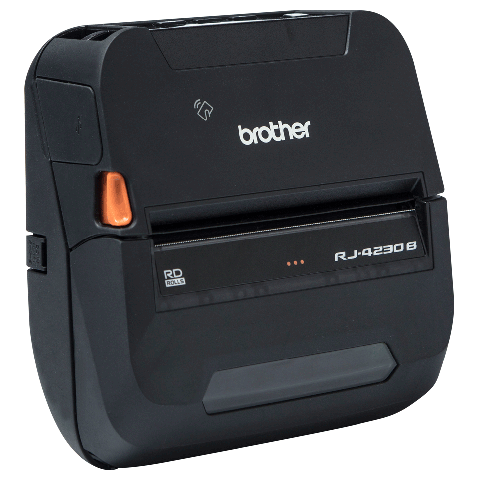 RJ-4230B4 inch Mobile Printer 2