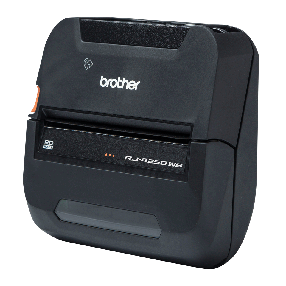 "RJ-4250WB Rugged 4"" Mobile Printer  5"