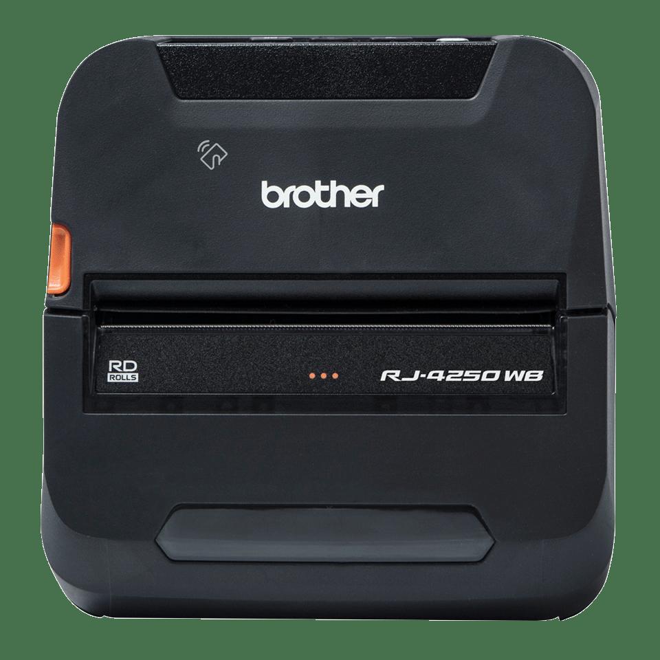 "RJ-4250WB Rugged 4"" Mobile Printer"