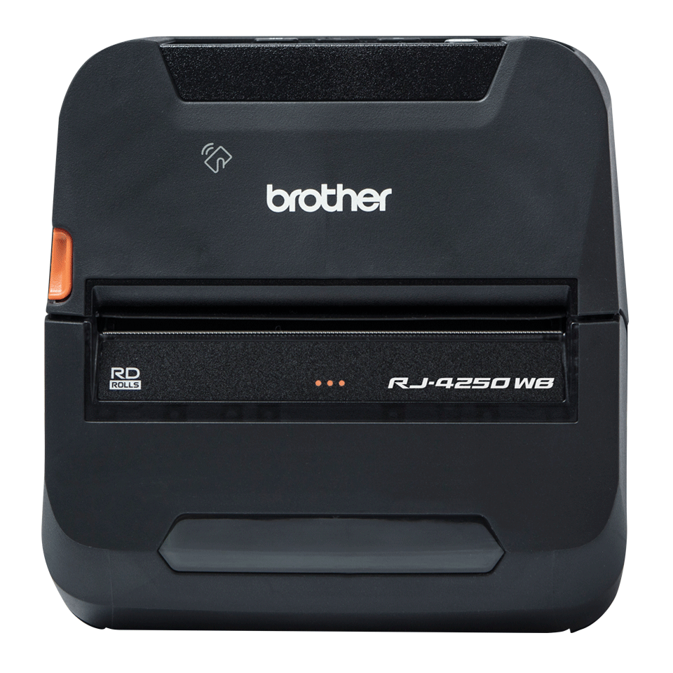 "RJ-4250WB Rugged 4"" Mobile Printer"