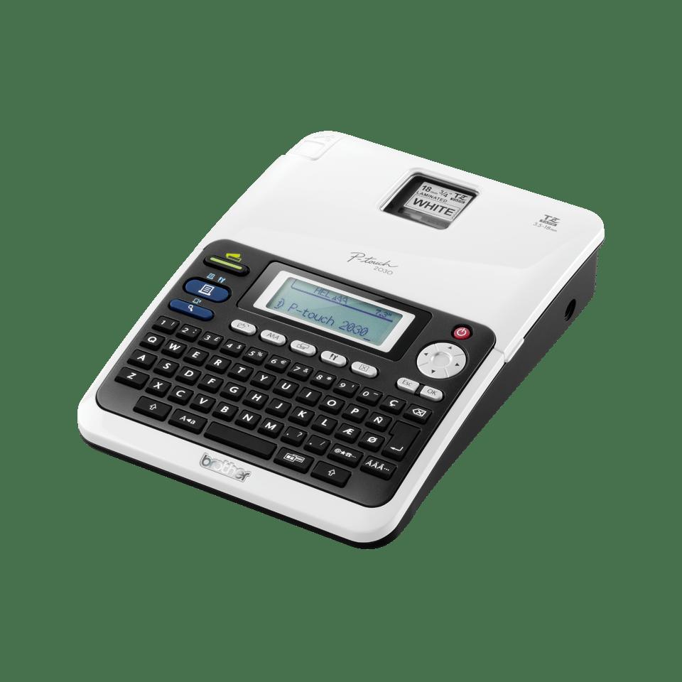 PT-2030VP Professional Desktop Label Printer