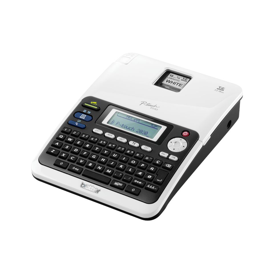 PT-2030VP Professional Desktop Label Printer
