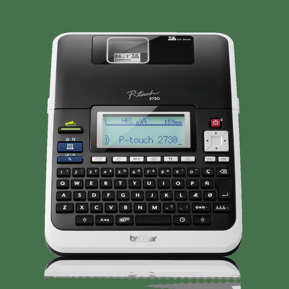 PT-2730VP Professional Label Printer 2