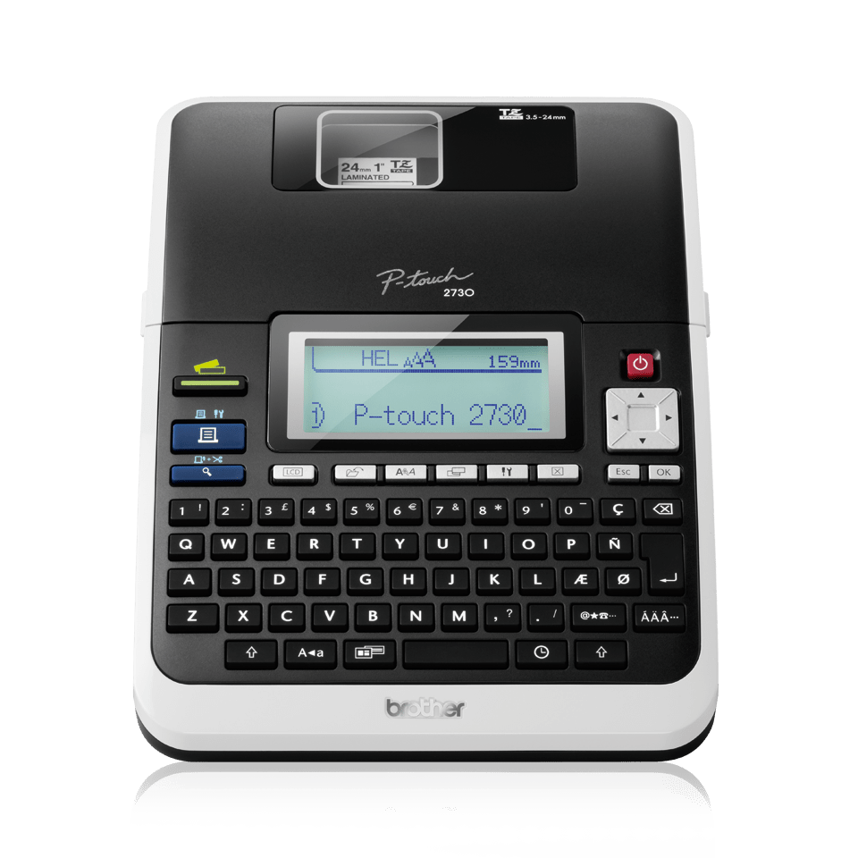 PT-2730VP Professional Label Printer 2