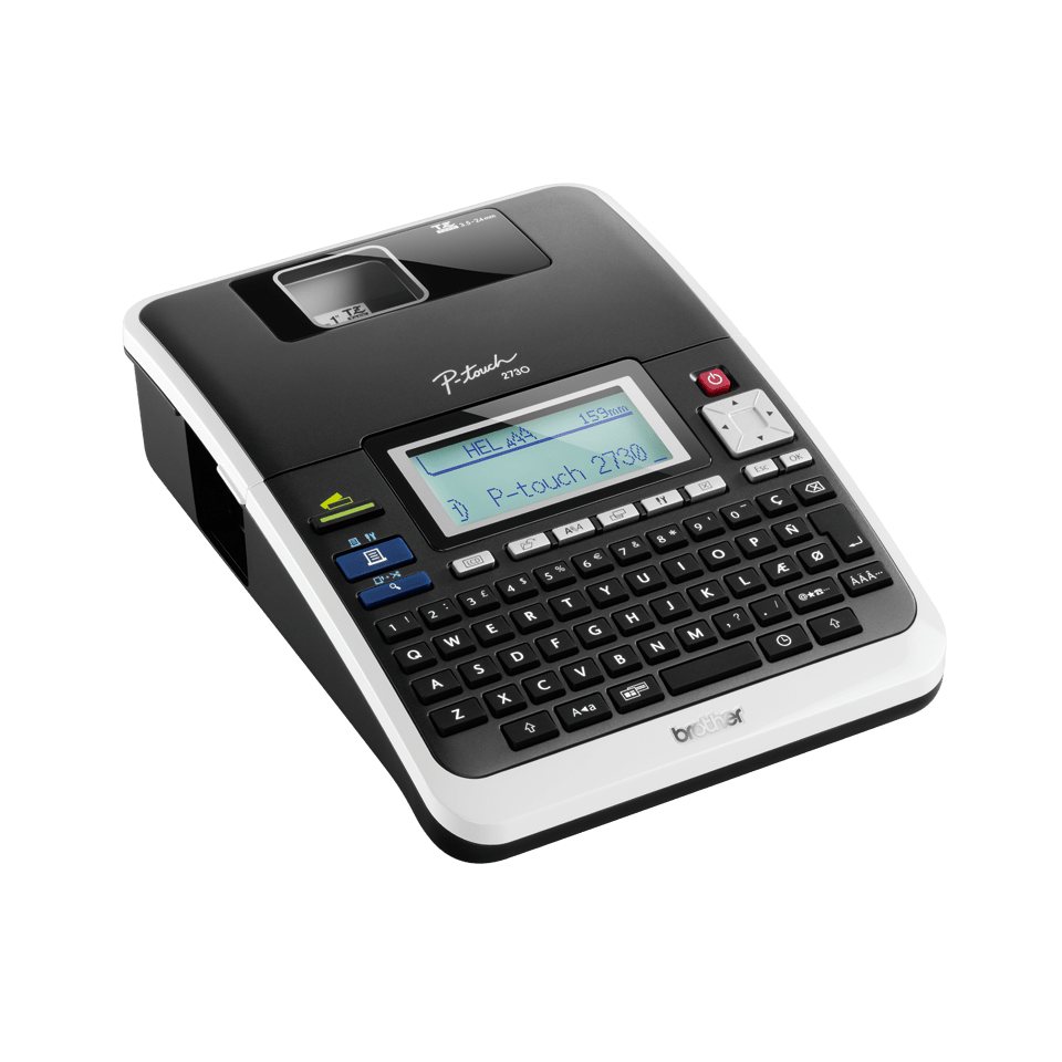 PT-2730VP Professional Label Printer 3