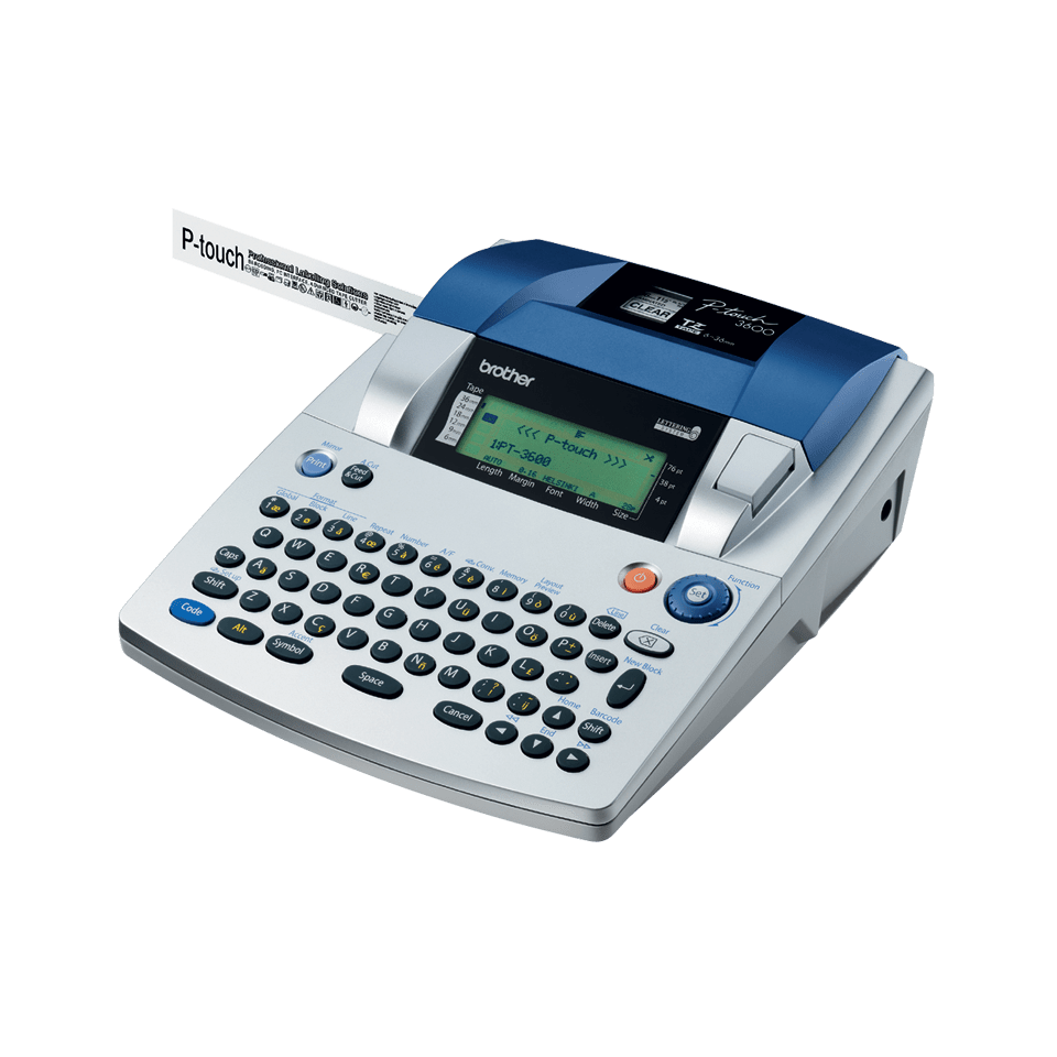 PT-3600 Professional High-Volume Label Printer