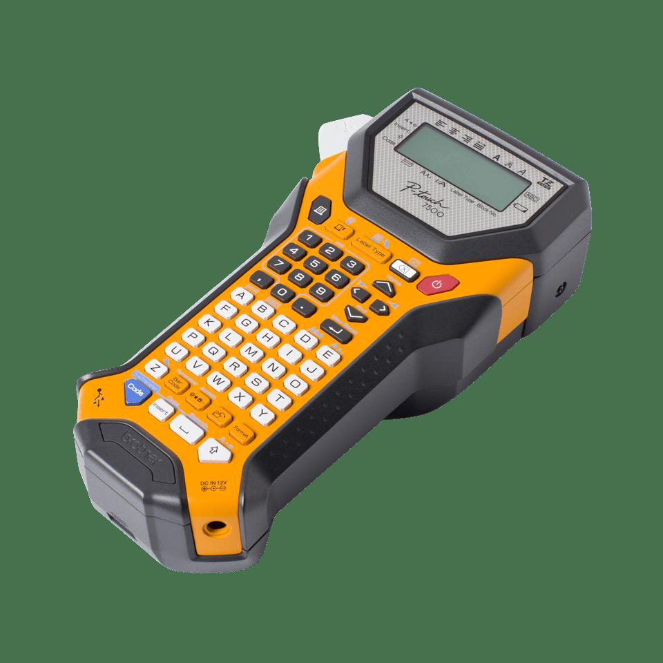 PT-7600VP Handheld Electrical Specialist Label Printer