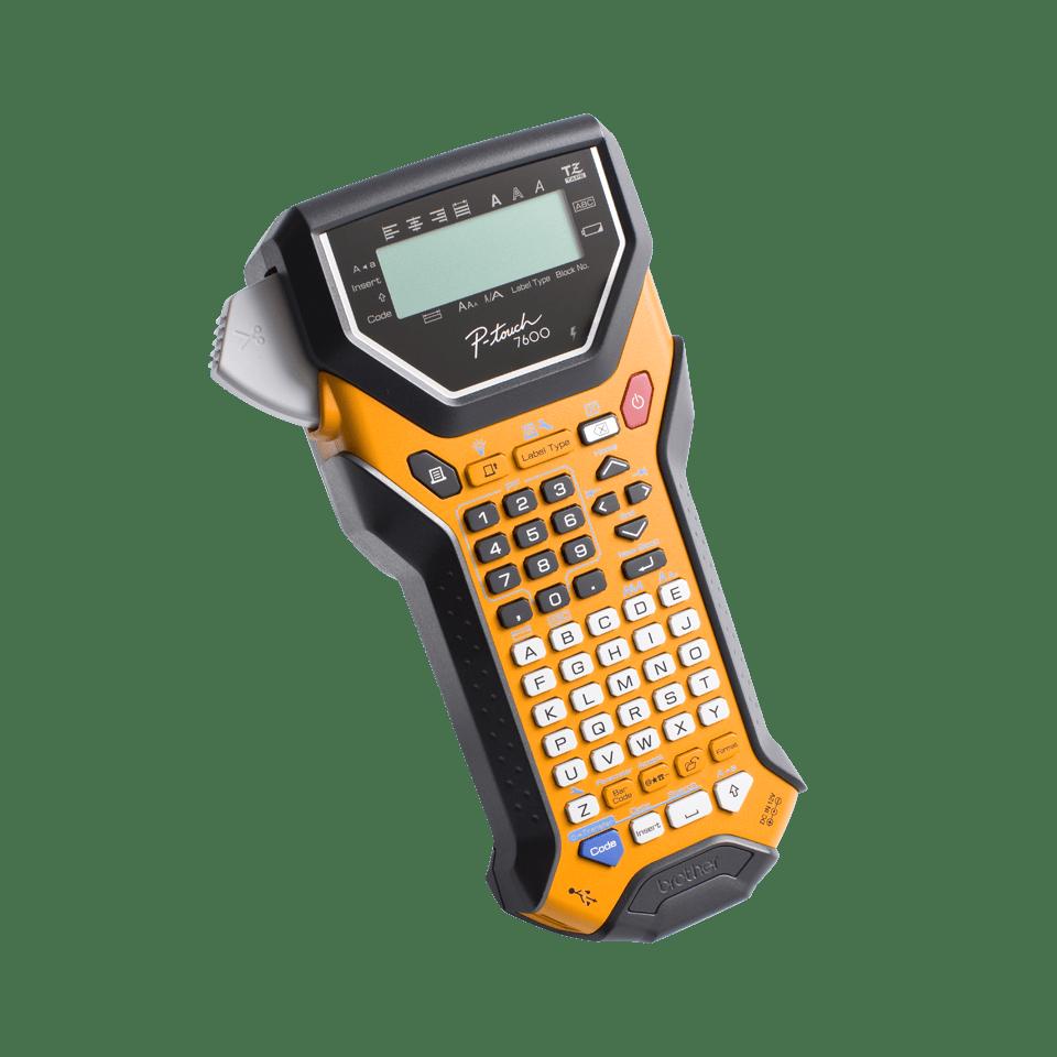 PT-7600VP Handheld Electrical Specialist Label Printer 2