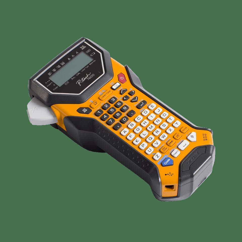 PT-7600VP Handheld Electrical Specialist Label Printer 3