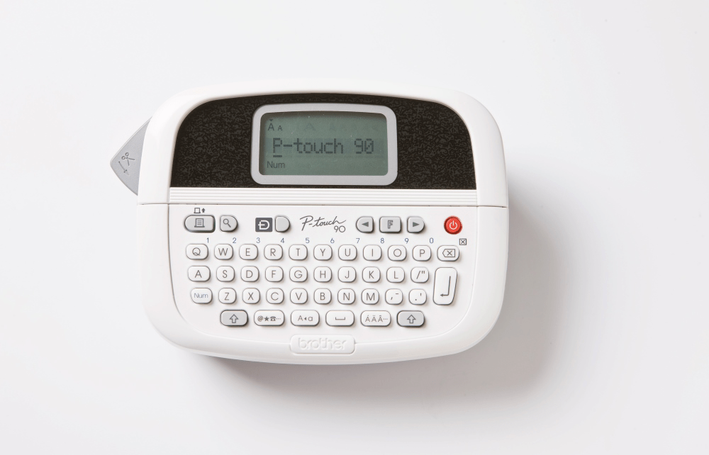 PT-90 Handheld Label Printer 2
