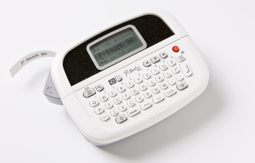 PT-90 Handheld Label Printer 3