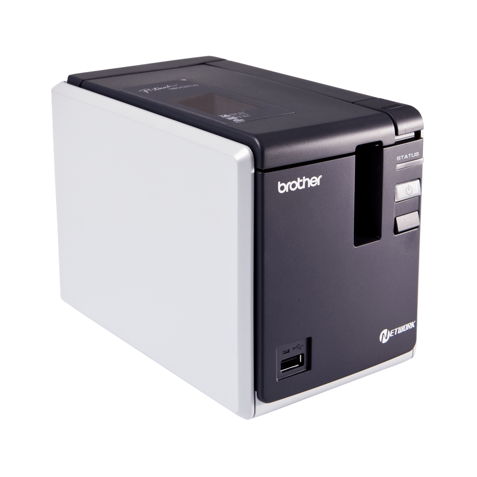 PT-9800PCN Professional Network Label Printer 3