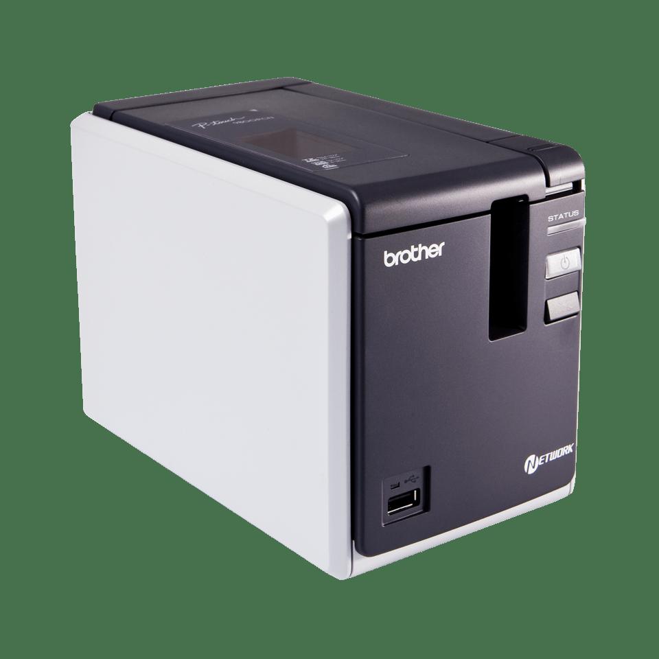 PT-9800PCN Professional Network Label Printer 3