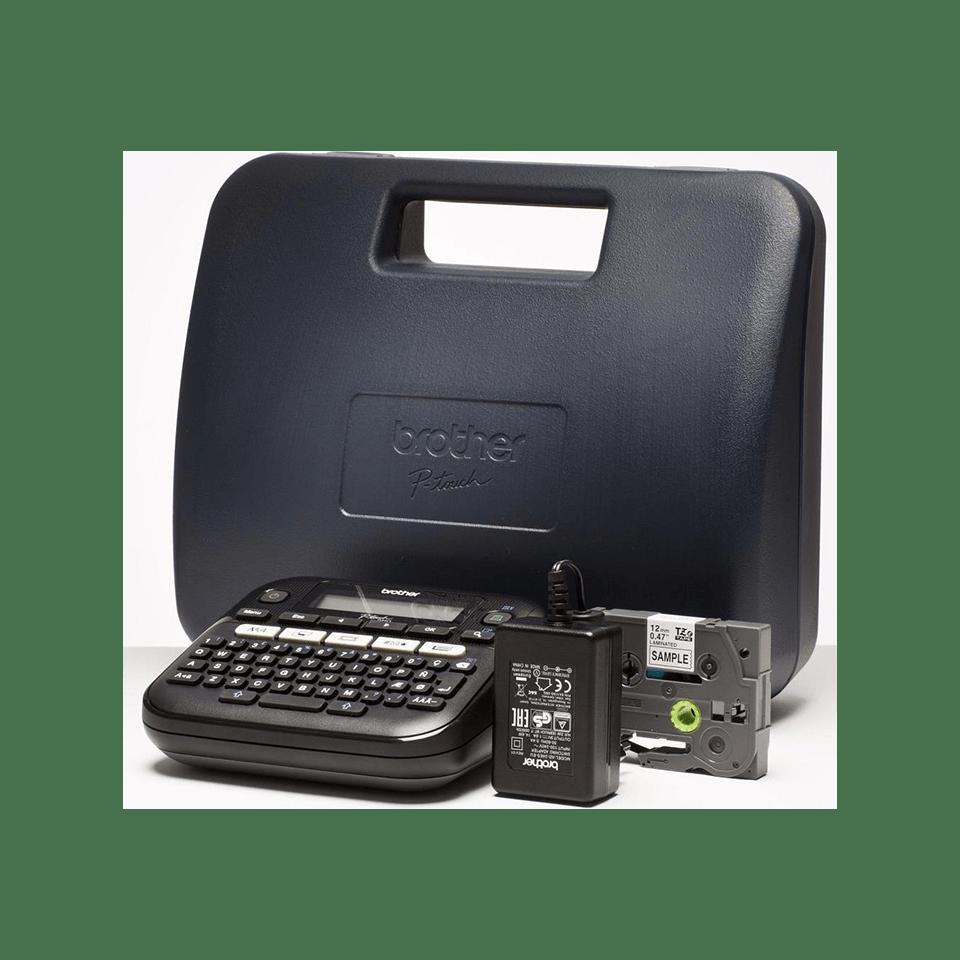 PT-D210VP Desktop Labelling Machine 4