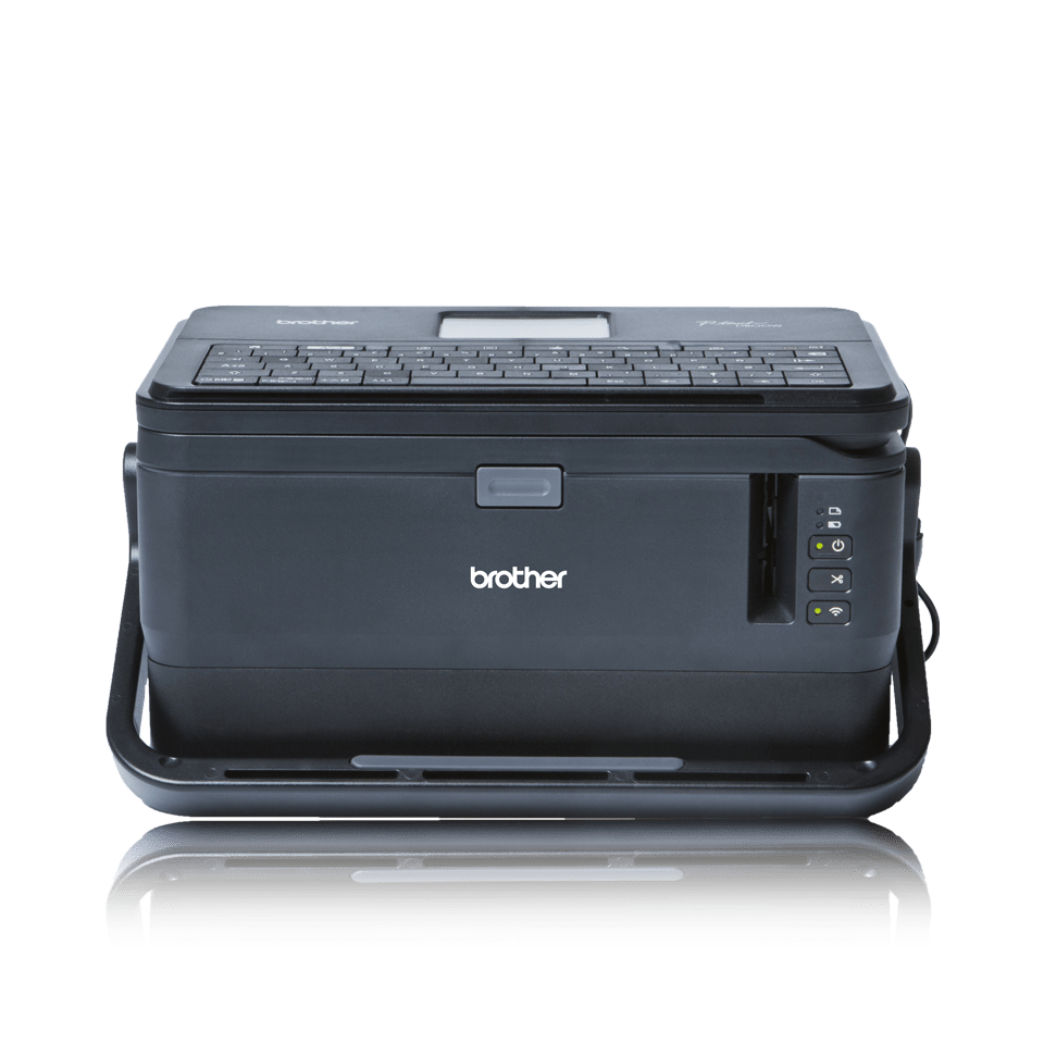 PTD800W front view with reflection
