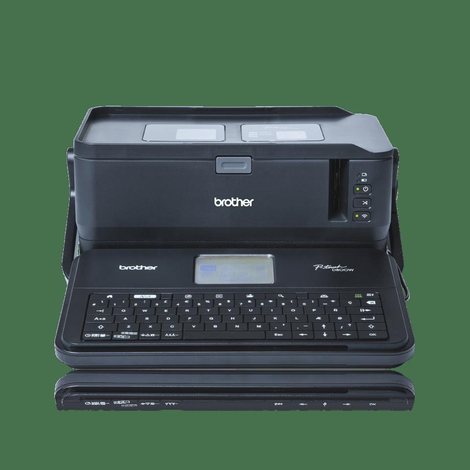 PT-D800W Professional Labelling Machine + WiFi 5