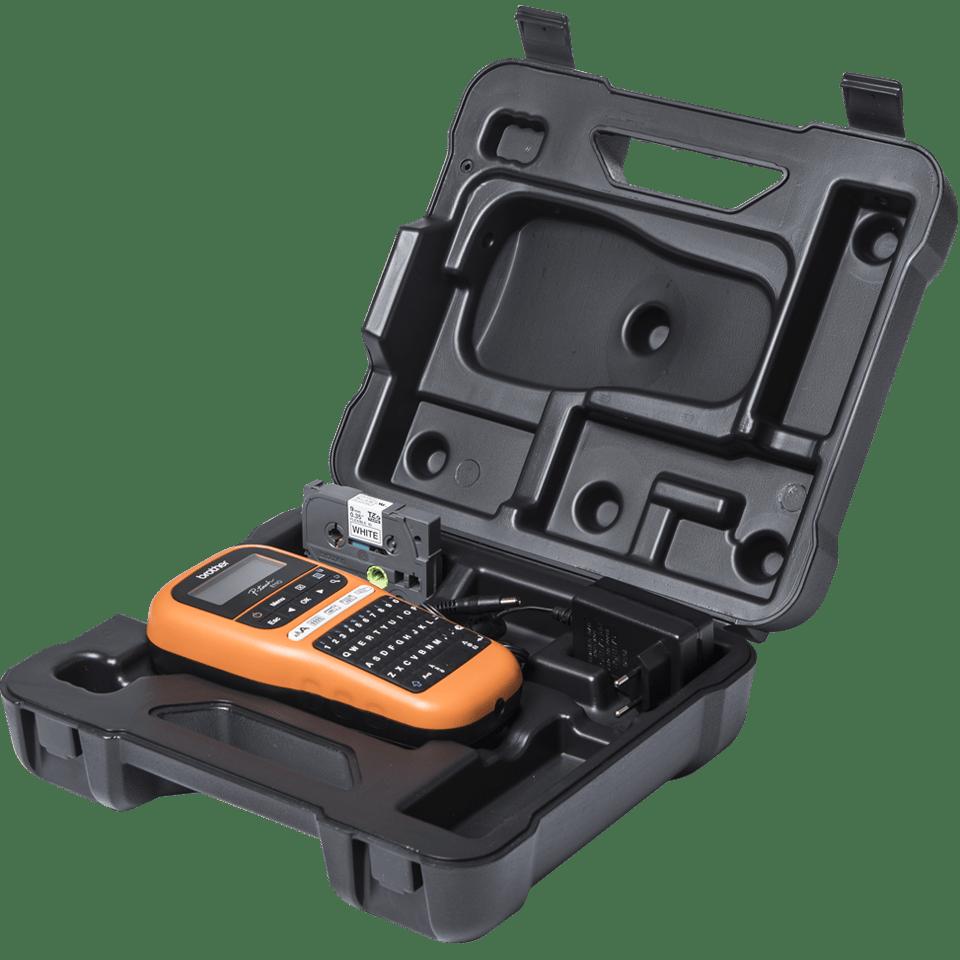 PT-E110VP Handheld Electrician Label Printer 4
