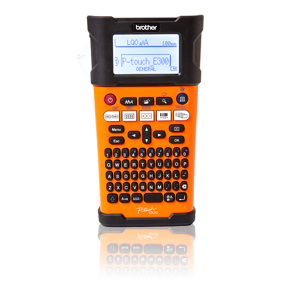 PT-E300VP Handheld Electrical Specialist Label Printer