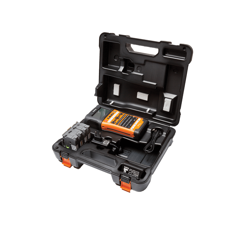 PT-E550WSP Electrician Labelling Kit 2