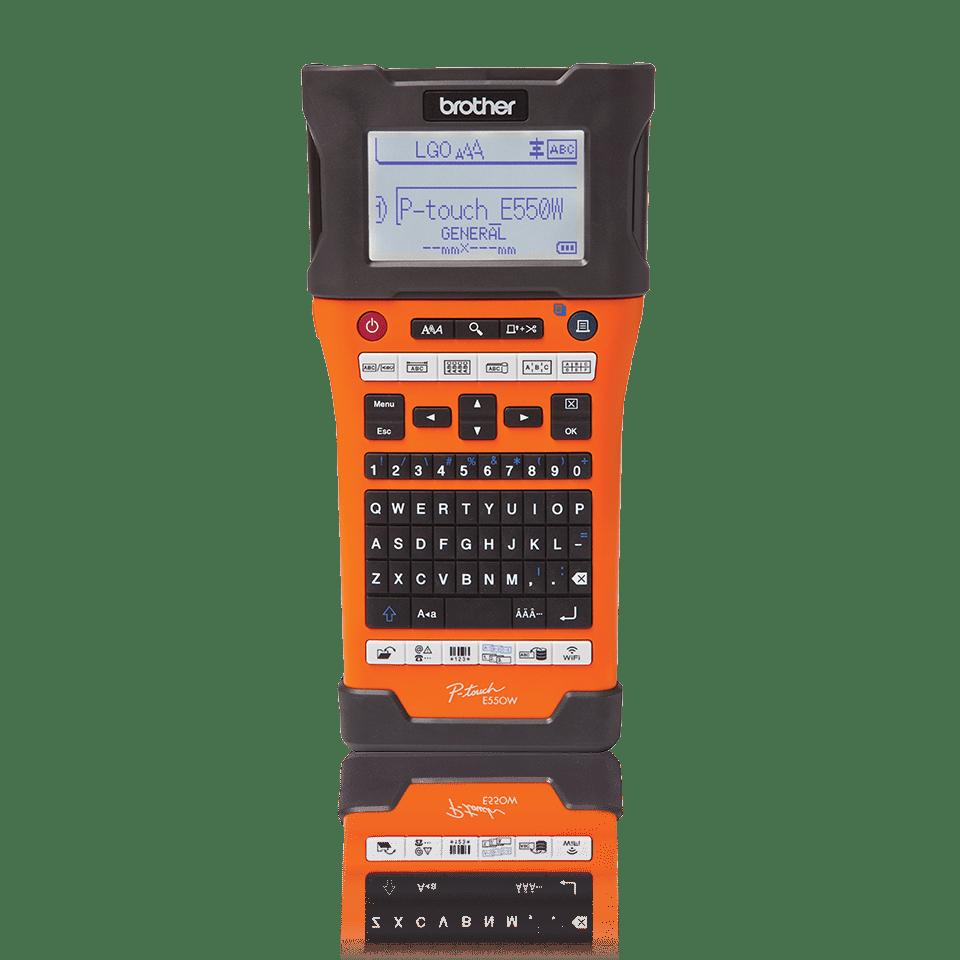 PT-E550WVP Electrician's Handheld Label Printer 2
