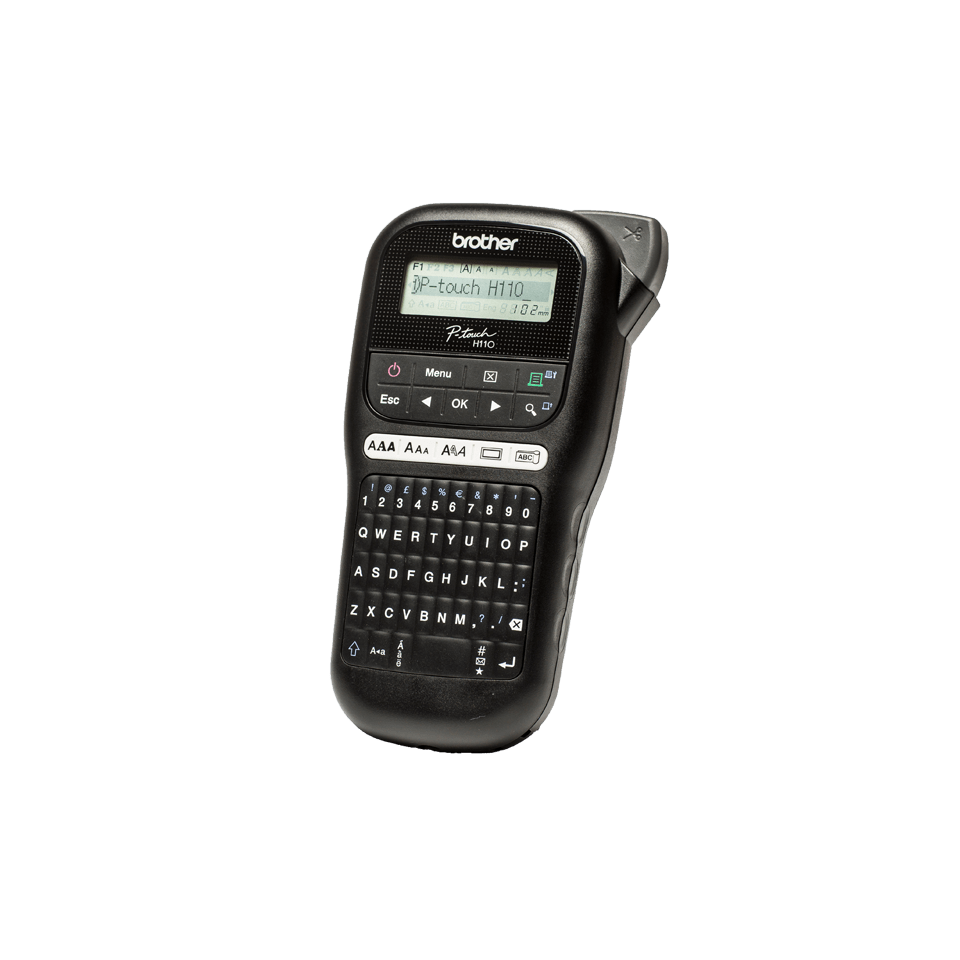 PT-H110 Compact Label Printer