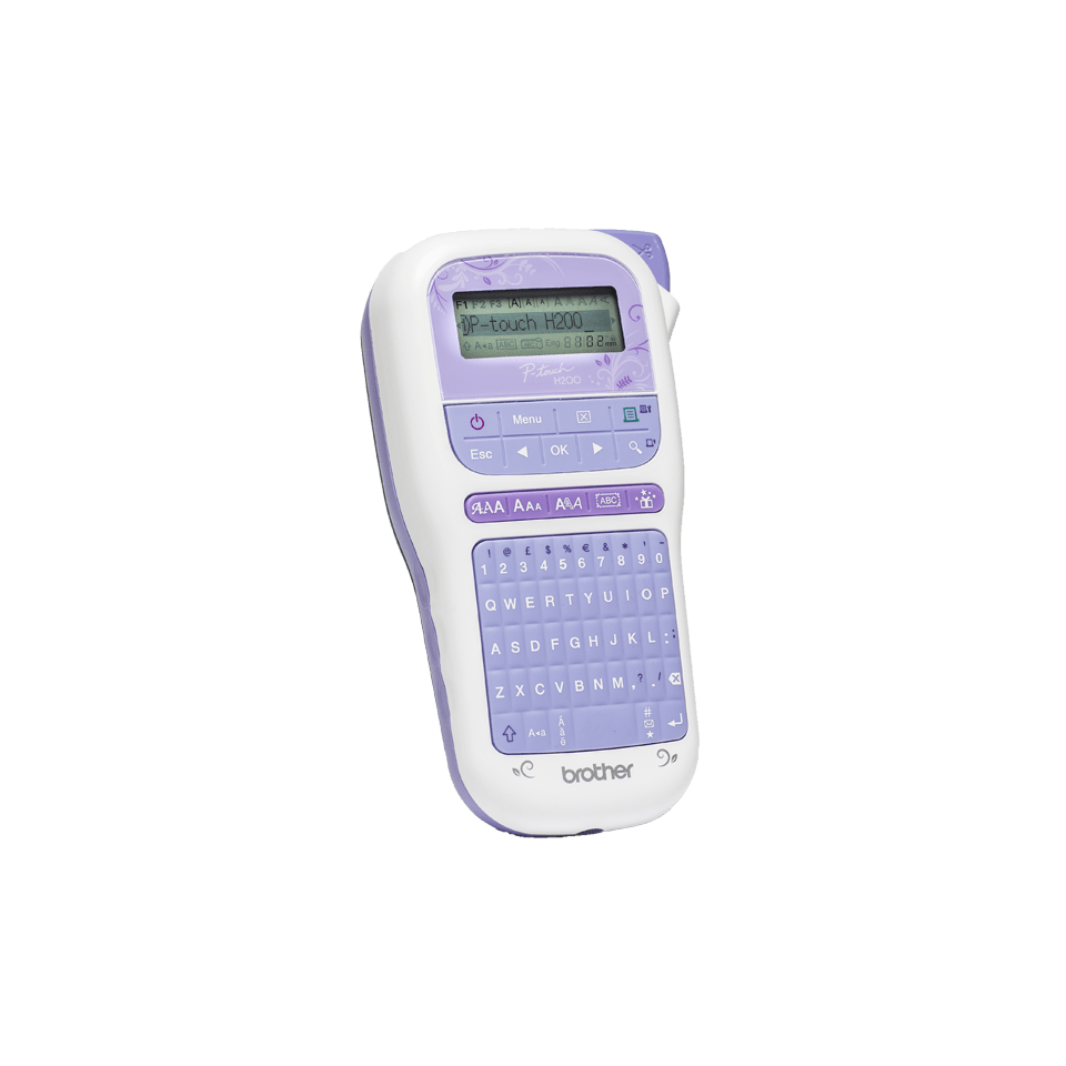 PT-H200 P-touch Craft Label Printer 3