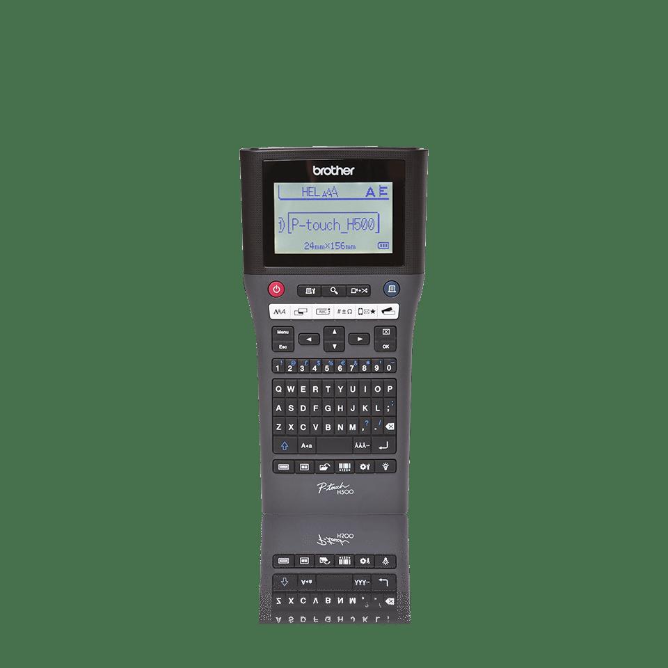 PT-H500 Professional Handheld Label Printer  4