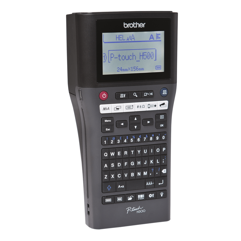 PT-H500 Professional Handheld Label Printer