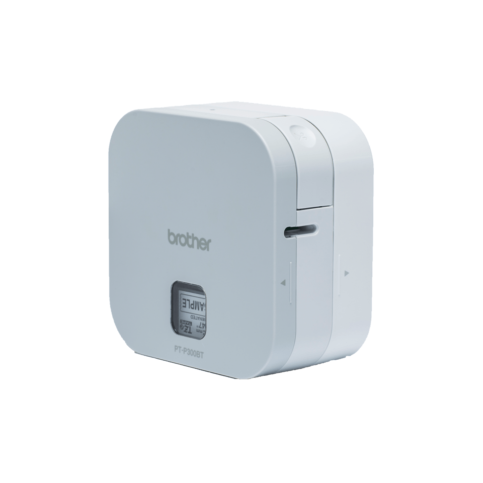 P-touch Cube Label Printer + Bluetooth 1