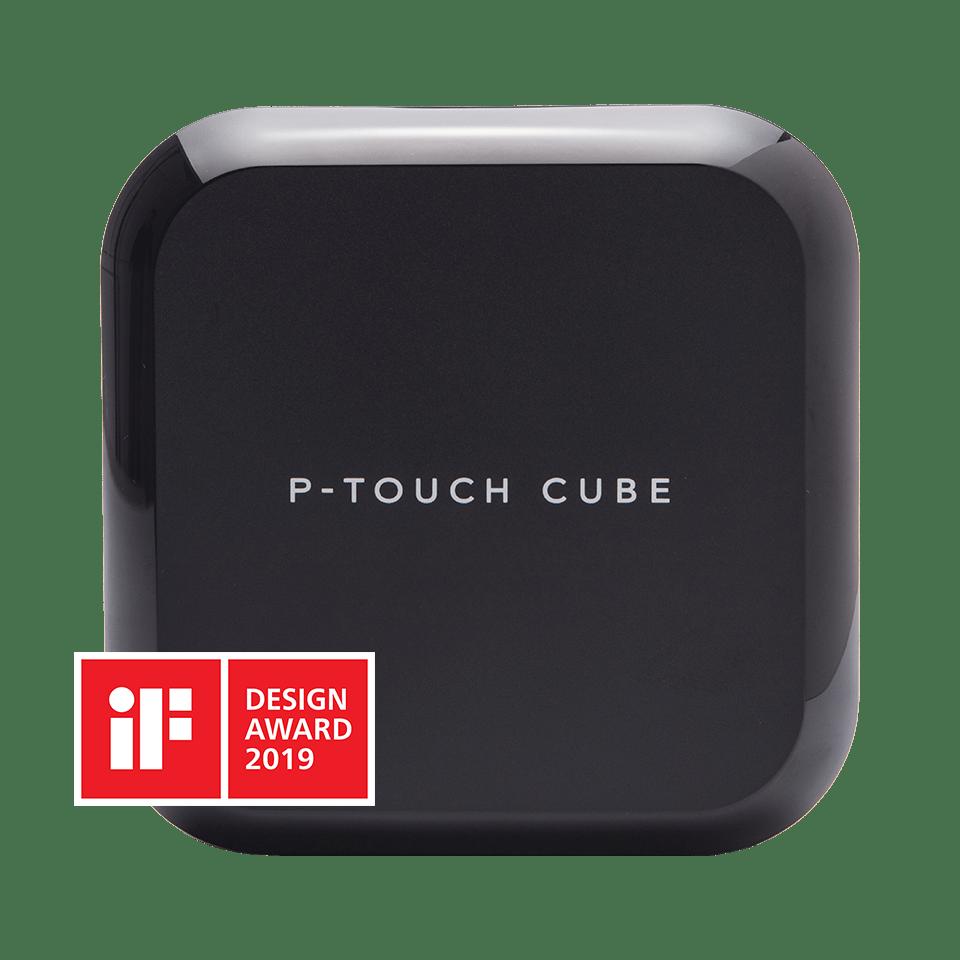 PT-P710BT P-touch CUBE Plus 3