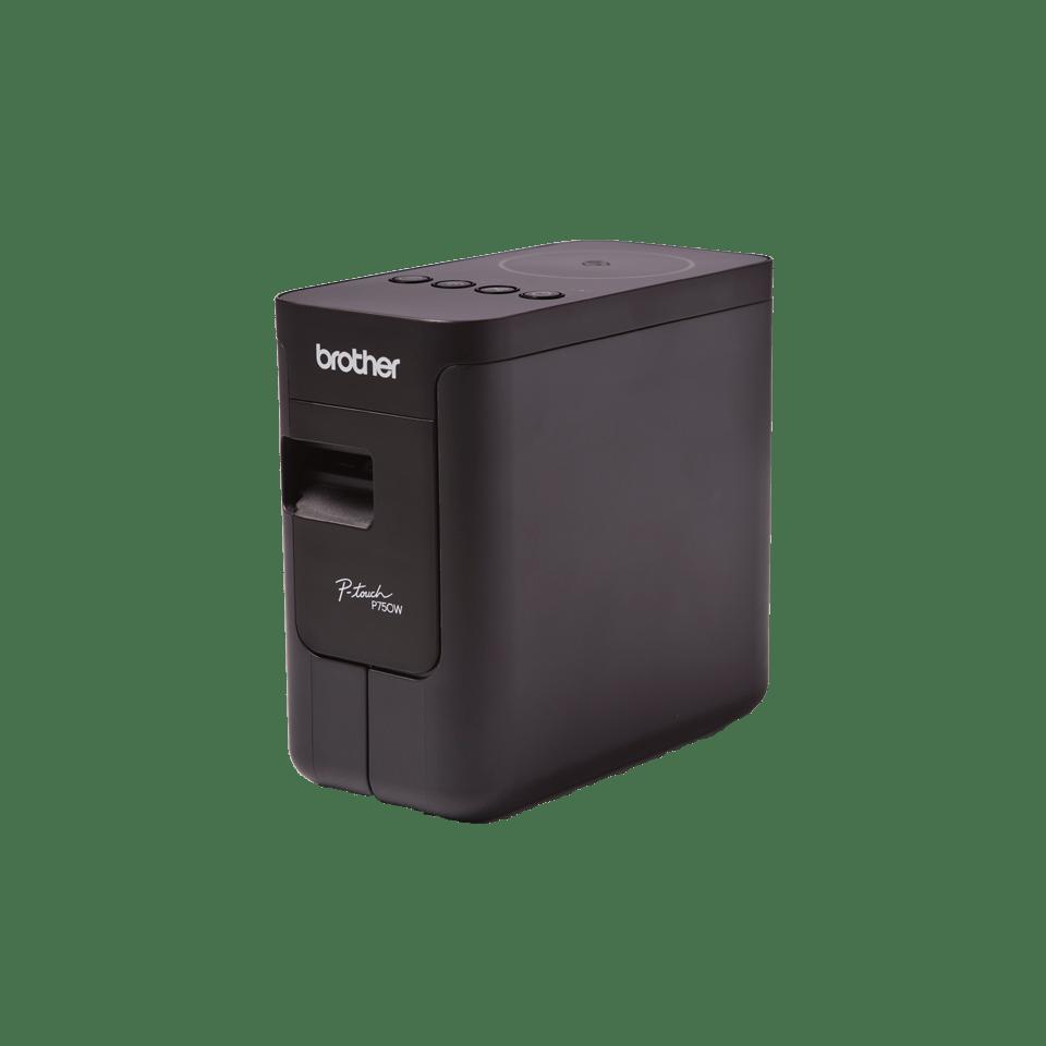 PT-P750W Desktop Label Printer + WiFi 2